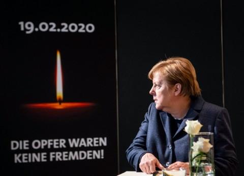 Virus Korona Merebak, Kanselir Jerman Batalkan Pertemuan