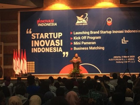 Menristek: SSI Siap Bina <i>Startup</i> Indonesia Jadi <i>Scale-Up</i>