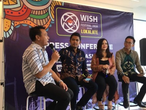 WISH Festival Jadi Pusat Pelatihan SDM Terbesar di Indonesia