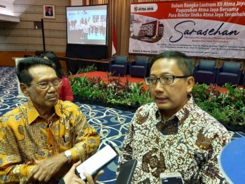 Dua Fakultas di Atma Jaya Bakal Kena Wajib Magang