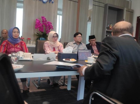 Ombudsman-Media Group Bahas Maladministrasi Pelayanan Publik
