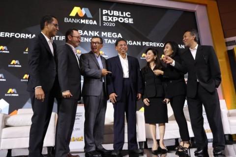 Bank Mega Cetak Laba Rp2,5 Triliun di 2019
