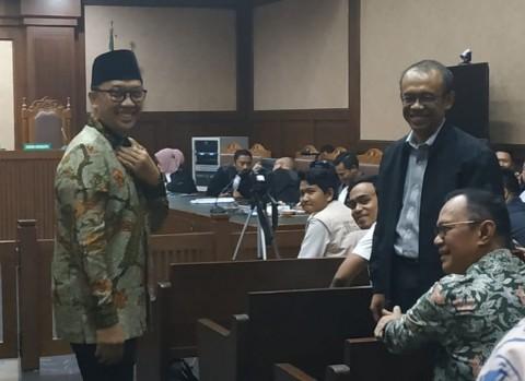 Imam Renovasi Rumah Pakai Uang Satlak Prima Rp2 Miliar