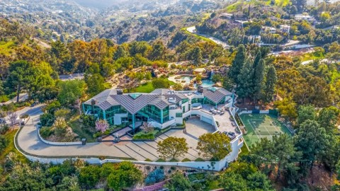 Rumah Kaca Milik Pharrell Williams Dijual Rp241 Miliar