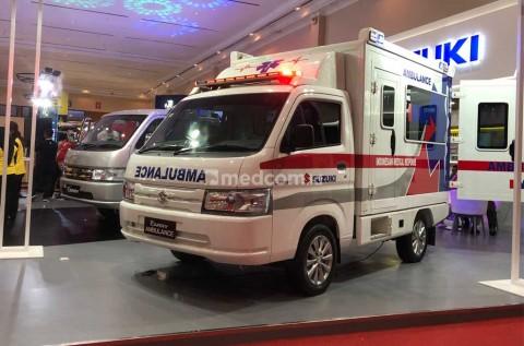 Ambulans Berbasis Pikap, Suzuki Sasar Market Puskesmas