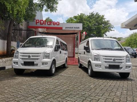DFSK Gelora Calon Andalan Baru Kendaraan Komersial