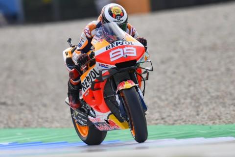 Lorenzo Siap <i>Comeback</i> di MotoGP Catalunya