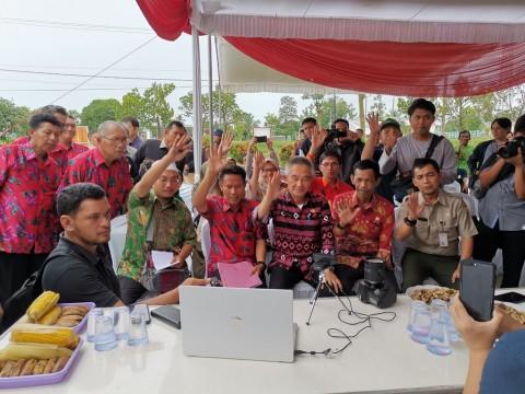 Kementan Dorong Petani Milenial Peka Potensi Lokal