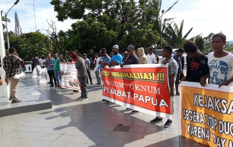 Pemprov Papua Minta Warga Waropen Tetap Tenang