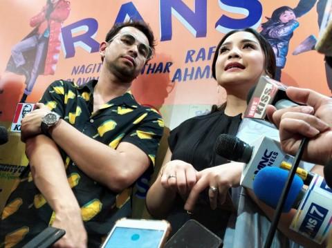 Cerita Raffi Ahmad dan Nagita di Luar Negeri saat Korona Merebak
