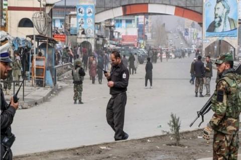 Militan Serang Acara Peringatan Tokoh di Kabul, 32 Tewas