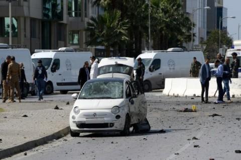 Polisi Tewas dalam Ledakan Dekat Kedubes AS di Tunisia