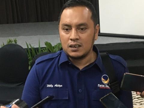 NasDem Telusuri Pemasang Spanduk Soal Omnibus Law