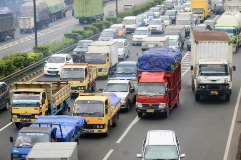 Per Hari Ini, Truk ODOL Haram Masuk Jalur Tanjung Priok - Bandung