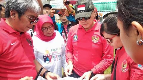 FIFA Tunda Inspeksi Stadion di Indonesia Akibat Corona