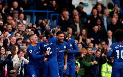 Chelsea Pesta Gol ke Gawang Everton