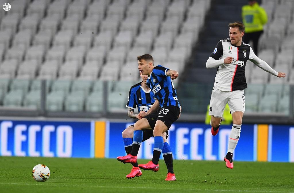Laga Juventus kontra Inter Milan (Twitter/Inter)