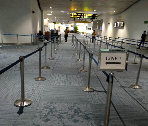 Bandara Soetta Siapkan Jalur Khusus Penumpang Empat Negara