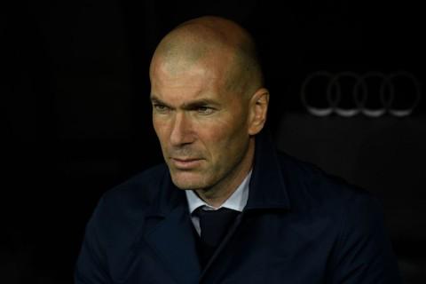 Kalah dari Real Betis, Zidane: Ini Performa Terburuk Madrid