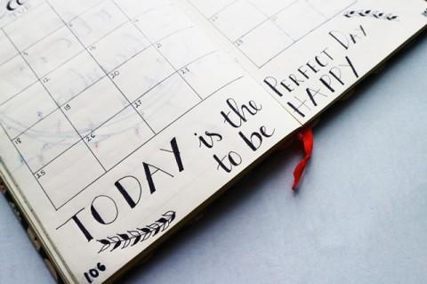 Kalender DIY yang Menginspirasi
