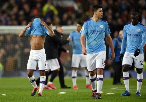 Hasil Pertandingan Sepak Bola Semalam: City dan Madrid Tumbang