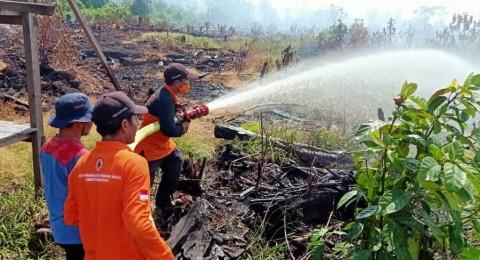 20,2 Hektare Lahan di Nagan Raya Aceh Terbakar