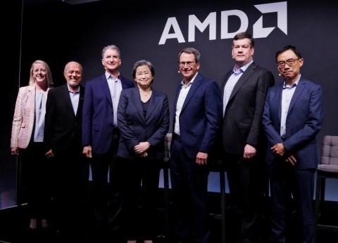 2020, AMD Fokus Teknologi CPU dan GPU Baru