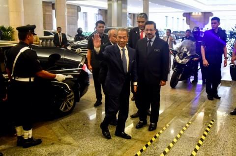 PM Muhyiddin Akan Serahkan Jajaran Kabinet ke Raja Malaysia