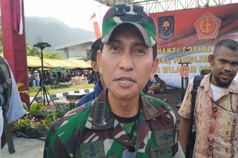 KKB Tembaki Koramil Jila Mimika, Satu Anggota TNI Tewas