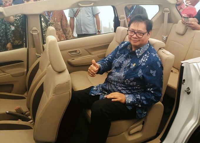 Menteri Koordinator Bidang Perekonomian Airlangga Hartarto. Medcom.id/Ilham Wibowo