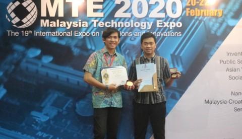 UGM Borong Tiga Penghargaan Asian Youth Innovation Awards
