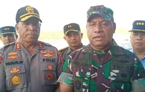 Aparat Buru Penembak Prajurit TNI di Jila Mimika