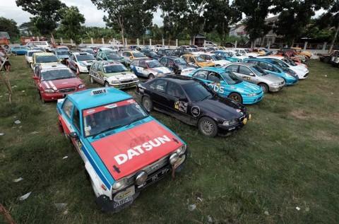 Kejurda Jogja Sprint Rally Diserbu Peserta