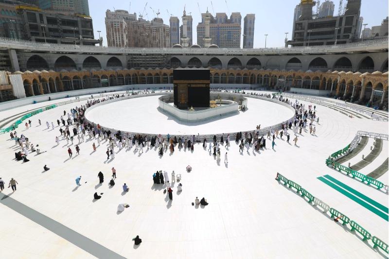 WNI diimbau untuk tidak melakukan perjalanan ke Mekkah, Madinah dan Qatif. Foto: AFP
