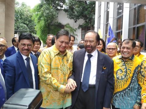 NasDem-Golkar Dorong Ambang Batas Parlemen 7% Nasional