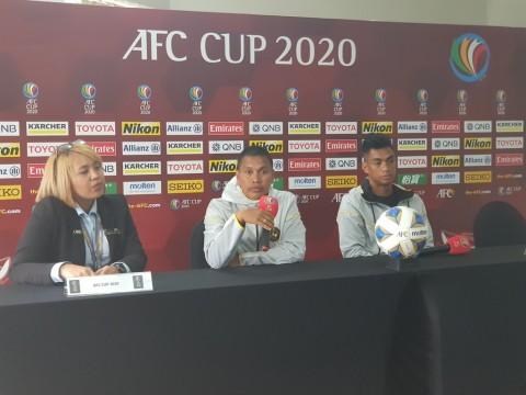 Kaya FC Abaikan Ancaman Ferdinand Sinaga