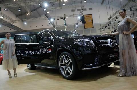 Mercedes-Benz G-Class Bakal Berbekal Motor Listrik