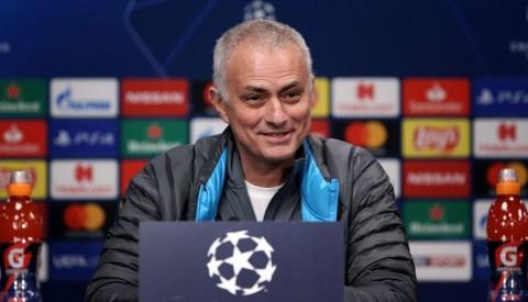 Mourinho Sesumbar Bawa Spurs Atasi Leipzig