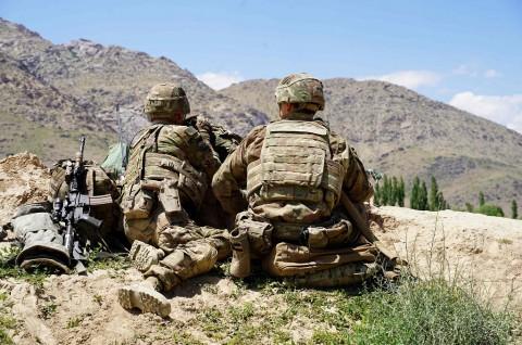 AS Mulai Tarik Pasukan dari Afghanistan
