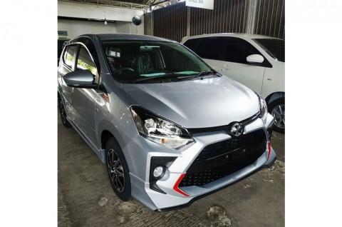 Toyota Agya Terbaru Bakal Berwajah Joker?