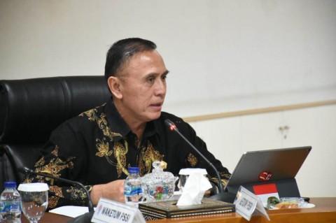Ketum PSSI Berharap Virus Korona Tidak Ubah Jadwal Liga 1