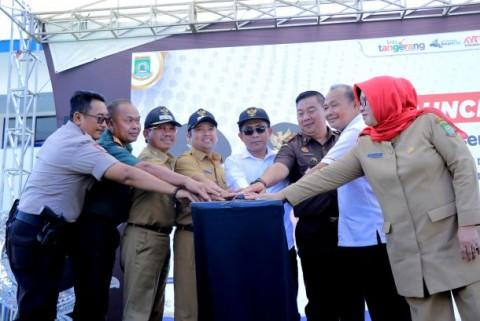 Pemkot Tangerang Terapkan Absen Elektronik di SD dan SMP