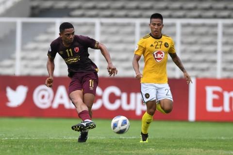 10 Pemain PSM Makassar Ditahan Imbang Kaya FC