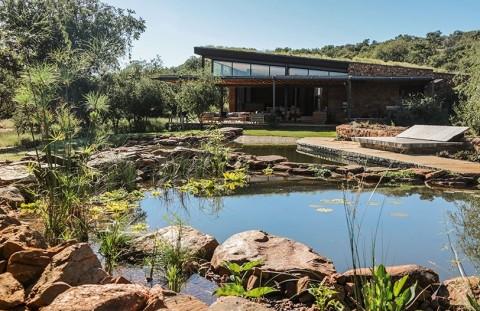Hunian dengan Konsep Ramah Lingkungan di Afrika Selatan