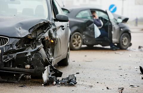 Istri Boy Rafli Amar Kecelakaan