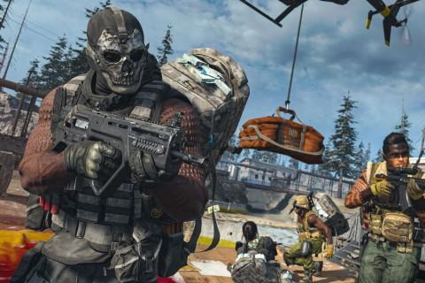 Call of Duty: Warzone, Battle Royale Gratis Rilis Besok!