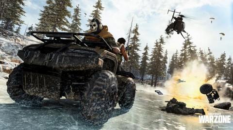 Call of Duty: Warzone Dirilis Gratis, Unduh Dimana?