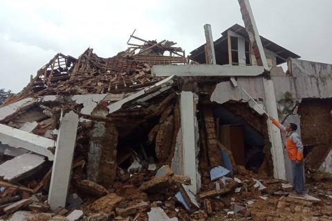 Kerusakan Akibat Gempa di Sukabumi