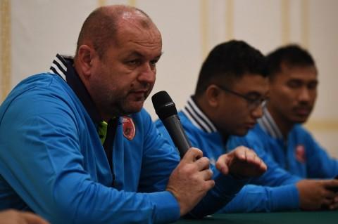 Pelatih PSM tidak Terlalu Kecewa Diimbangi Kaya FC