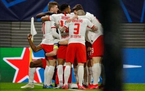 Hajar Tottenham, Leipzig Melangkah ke Perempat Final